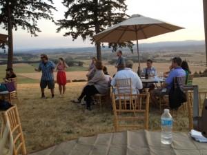 Willakenzie Estate Vineyards